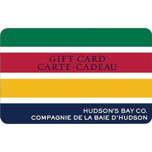 HBC Gift Card Eng Standard DIe BIL