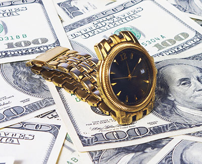 Sell Gold Watches